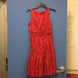 Tracy Reese Red cocktail dress